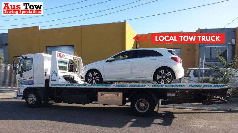Everything you need to know to prepare for car towing in Brisbane